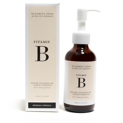 One Love Organics Vitamin B Enzyme Cleansing Oil