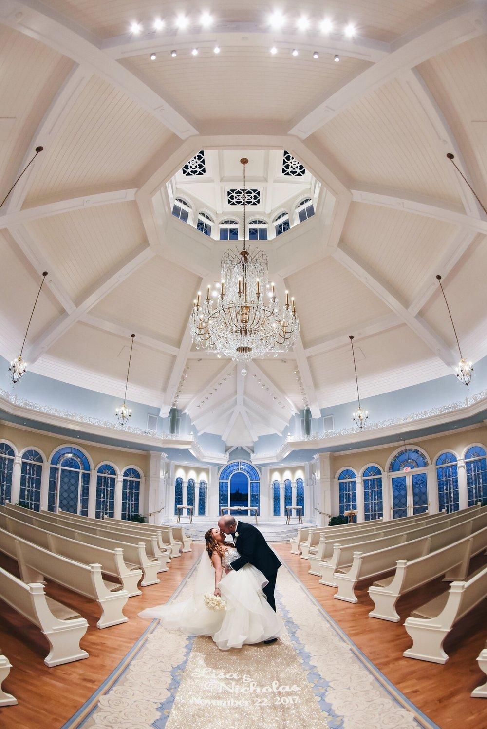 disney wedding pavilion risa xu