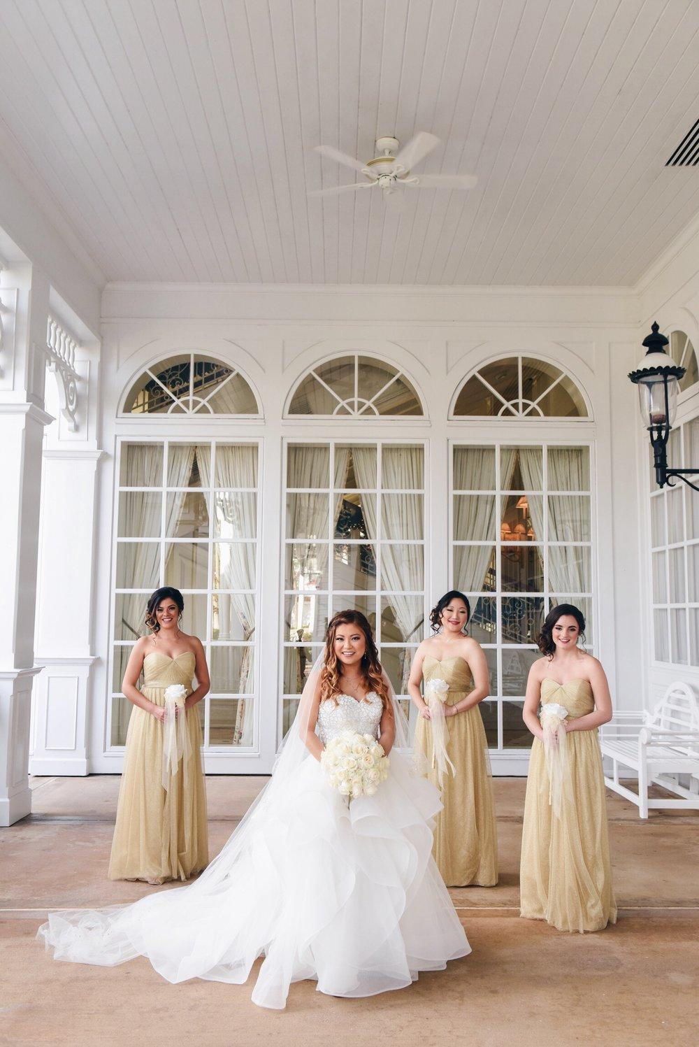 disney wedding grand floridian pnina tornai risa xu