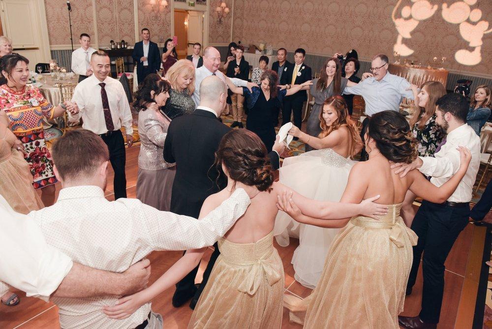 disney wedding risa xu zorba