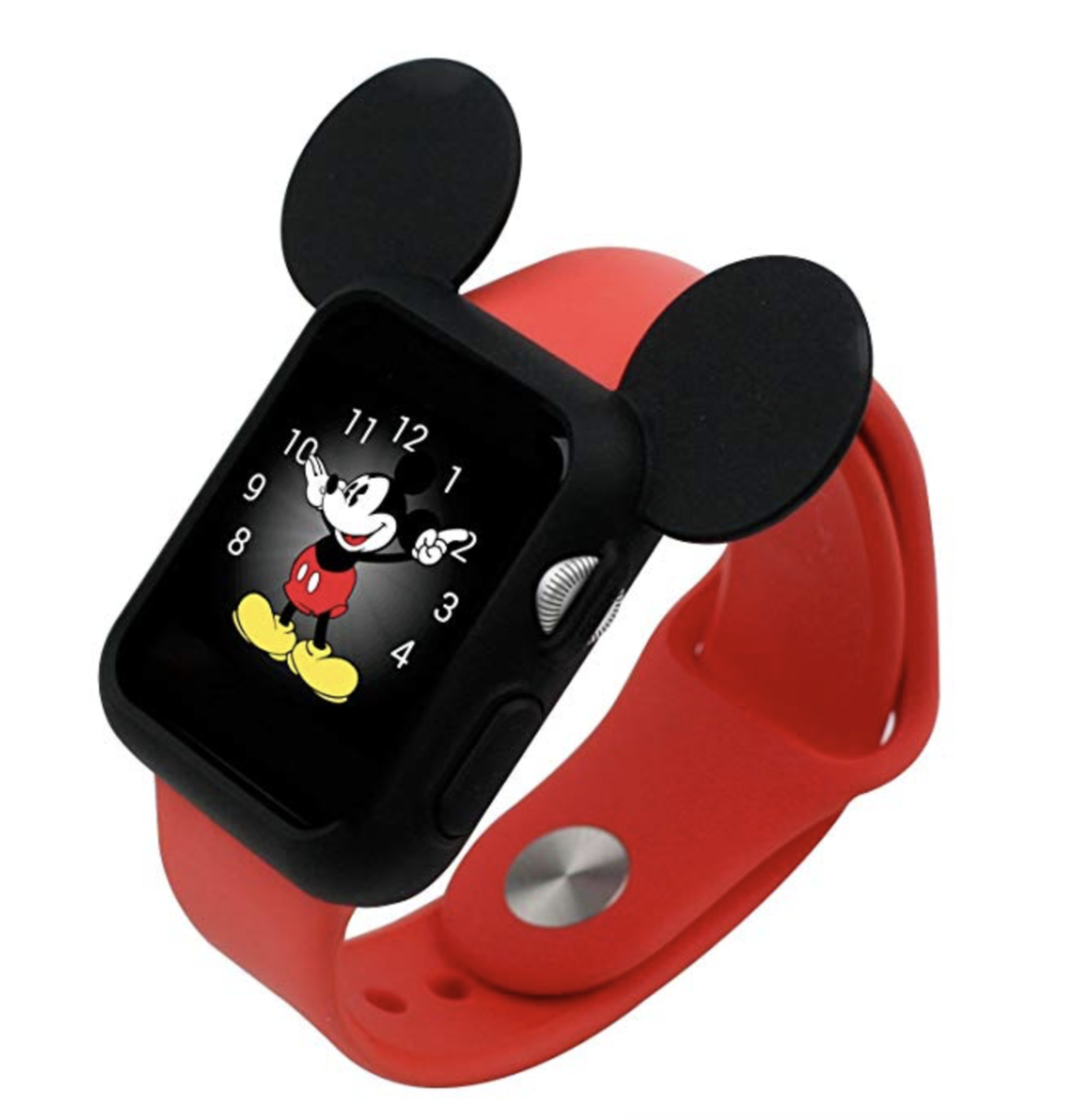 Mickey Mouse Apple Watch cover