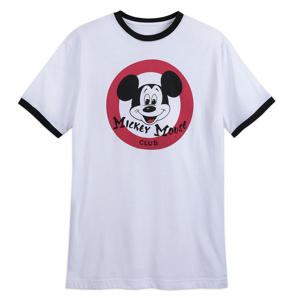 Mickey Mouse Club Ringer T-Shirt
