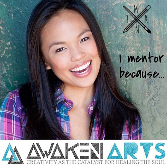 It's #GivingTuesday and @nikkisoohoo is helping fundraise for @awakenarts! Donate to their crowdrise campaign or on the @passthetag website (www.passthetag.com) and she'll send you a signed headshot! #worldchangers #passthetag https://www.crowdrise.com/givingisthenewblack/fundraiser/nikkisoohoo