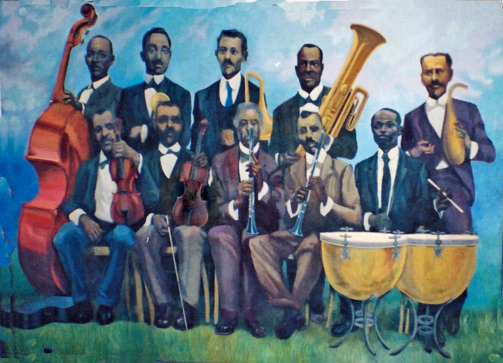Traditional Charanga Painting