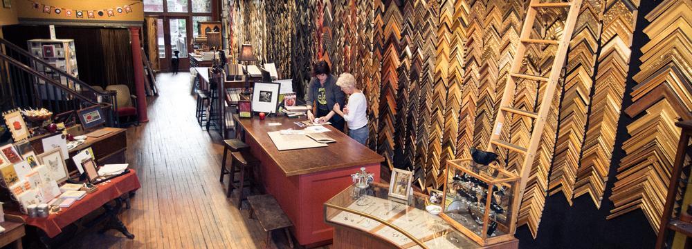 North Loop Minneapolis Framing and Gift Shop
