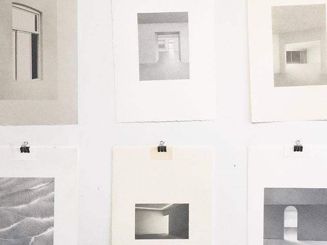 A sublimely meditative texture, pencil on paper. Drawings by Eli Horn. —The Montréal Set_05