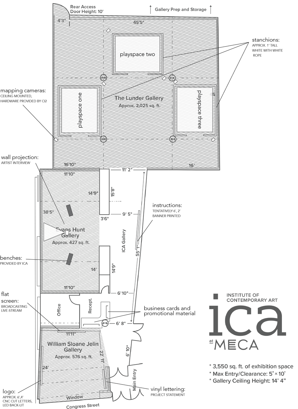 Installation Map
