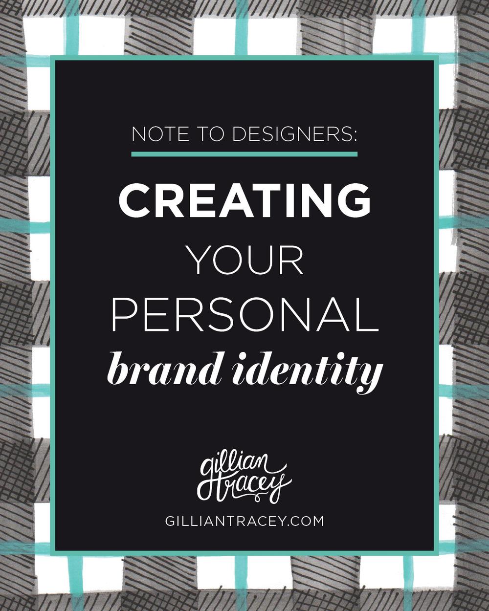 Gillian Tracey Design Blog