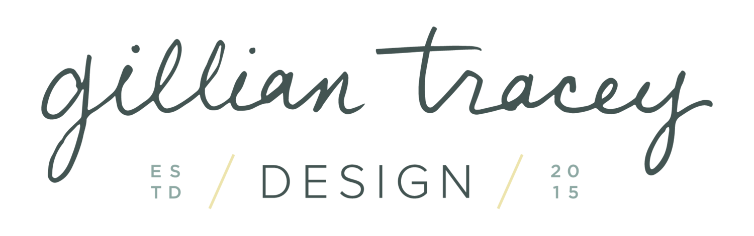 Gillian Tracey Design | Branding Design, Web Design and Logo Design in Columbia, MO