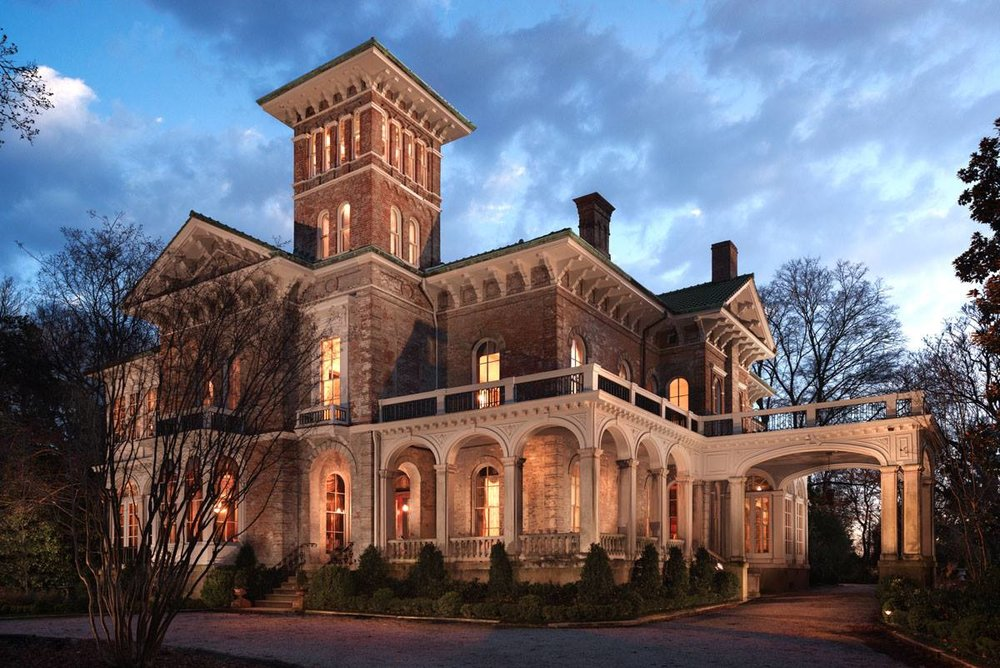Annesdale Mansion Architectural Study