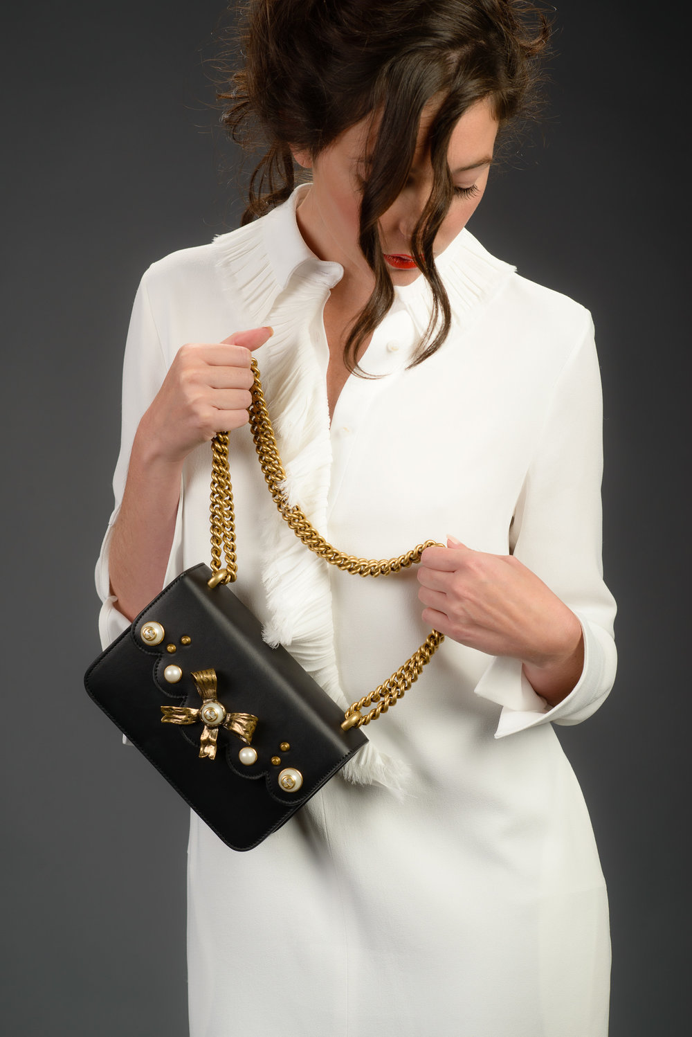 fashion-black-gucci-purse-gold-chain-white-dress.jpg