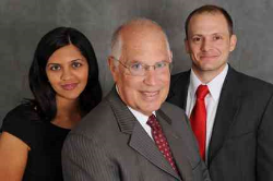 CJP Founders Shah, Elsesser and Rodriguez