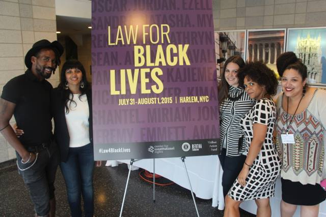 LAW FOR BLACK LIVES -