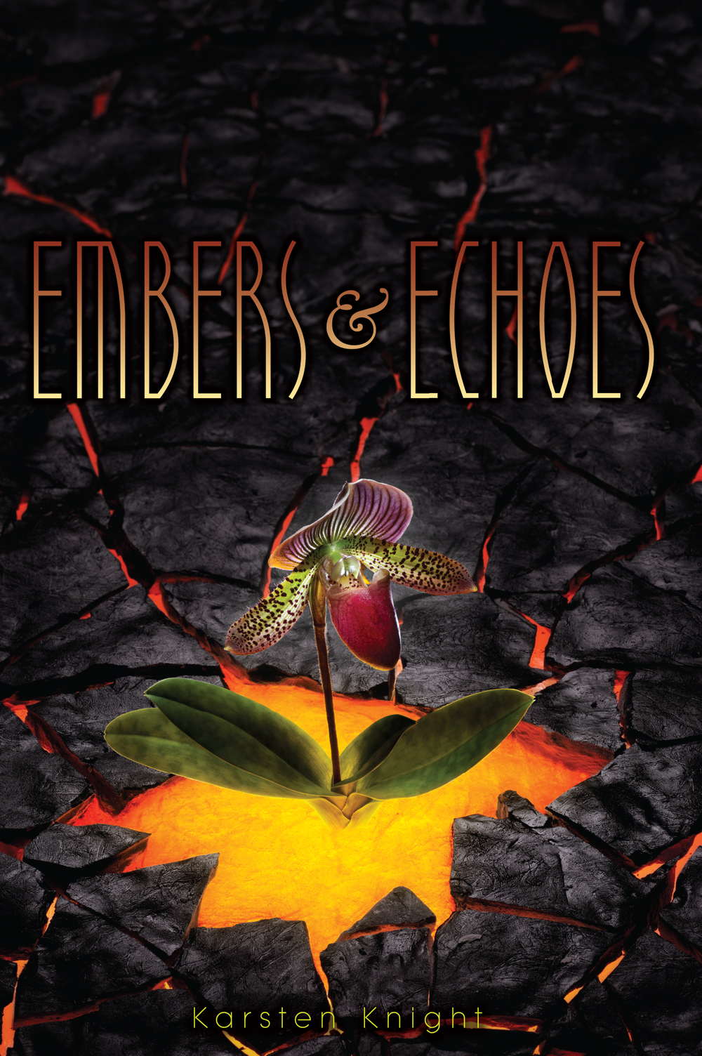 EMBERS & ECHOES by Karsten Knight