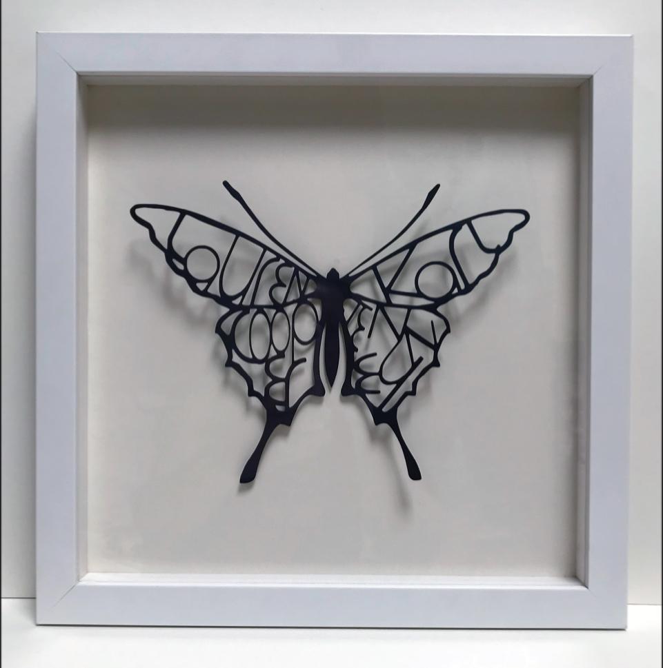 Personalized Butterflies -