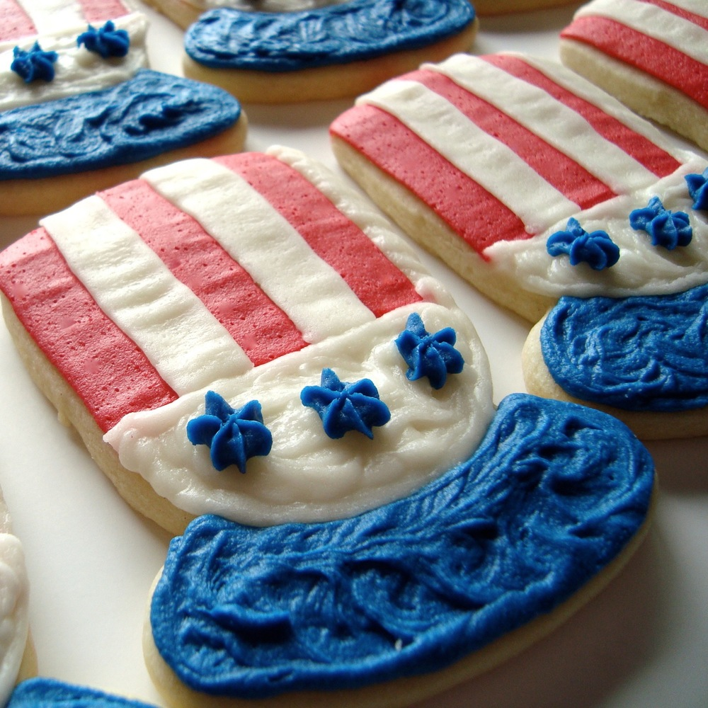 Seasonal.Patriotic.cookies.Uncle.Sam.Hat.jpg