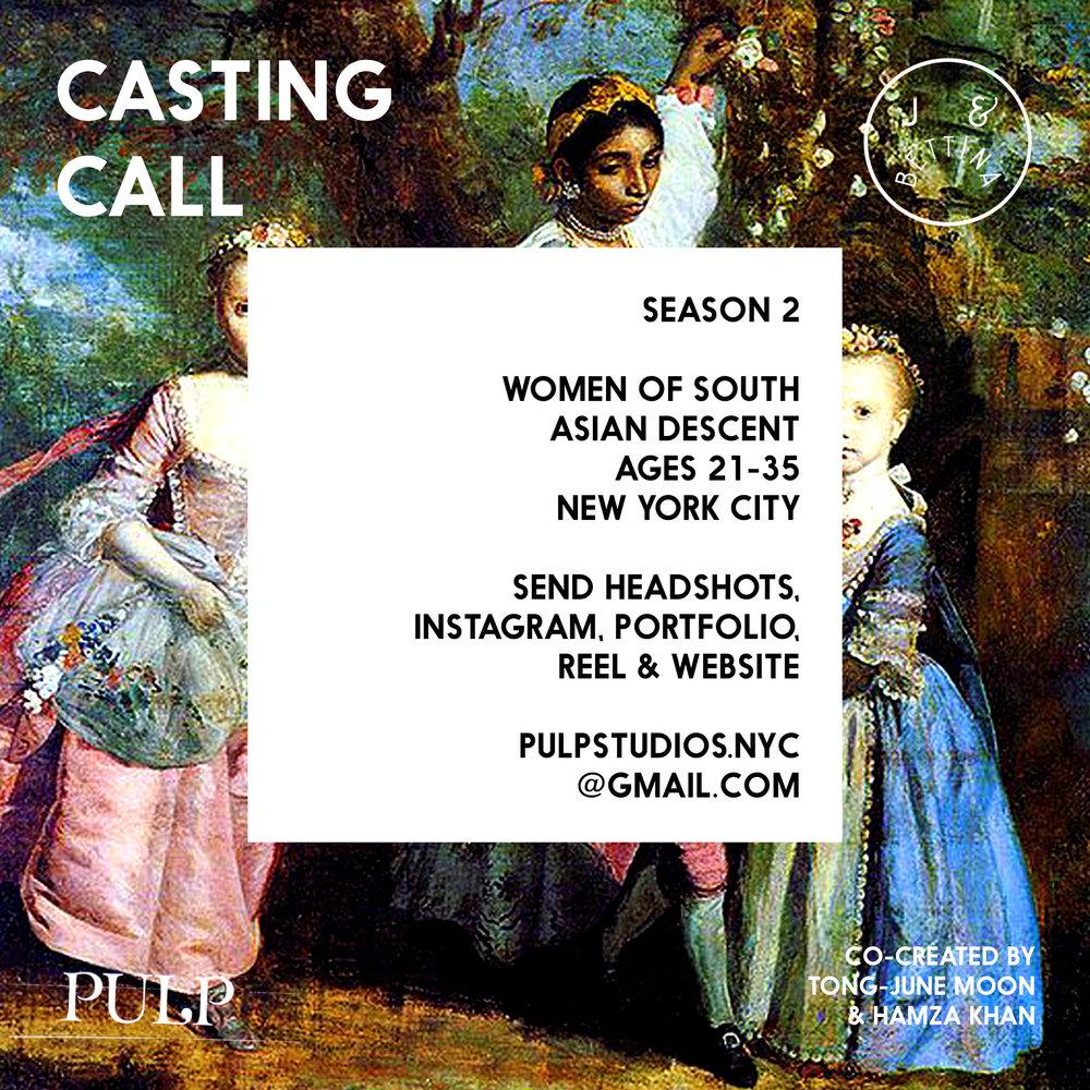 J & Bettina - Season 2 - Casting Call Flyer R.jpg