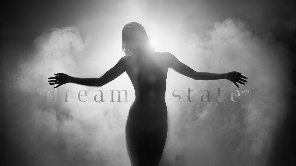 Third Floor 'Dream State' EP album art photography & design.