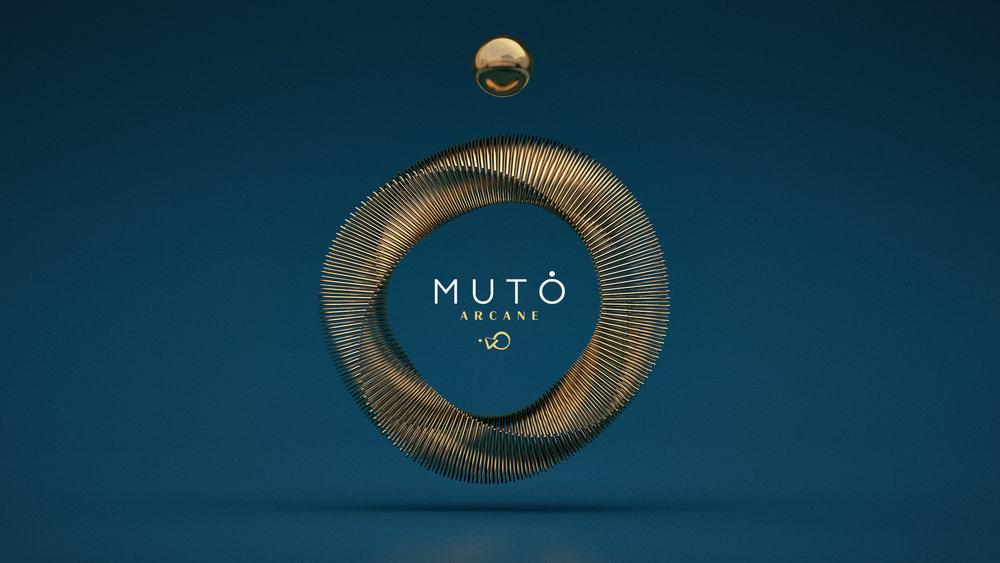 MUTO  Music artworks & visualisers.
