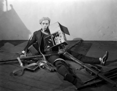The Cameraman (1928, Edward Sedgwick, MGM)