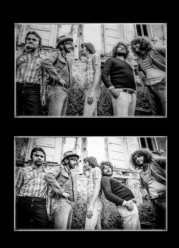 Jürgen UppenthalJoachim Kupke, Eio Pfleiderer, Herbert Renz, Joseph Jesch photo: 1981©Helmut Bail