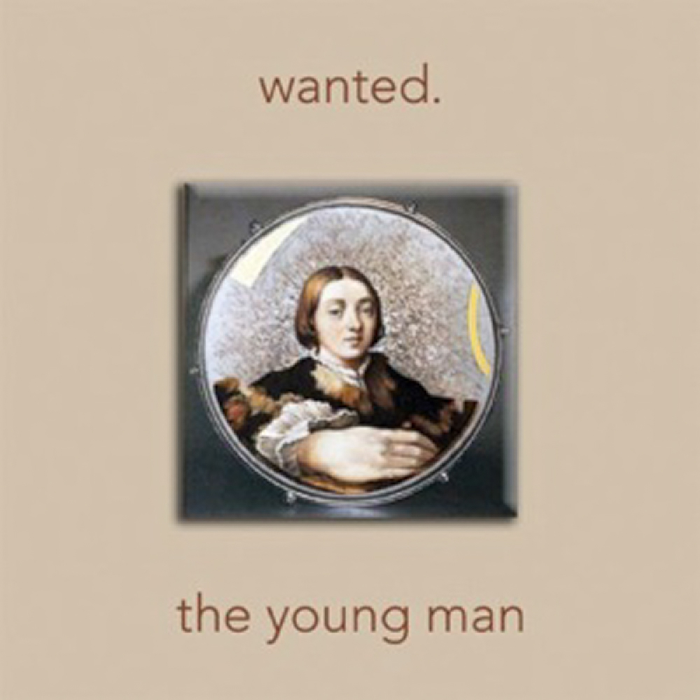 wanted. the young man. CD 2013          12.- Euro