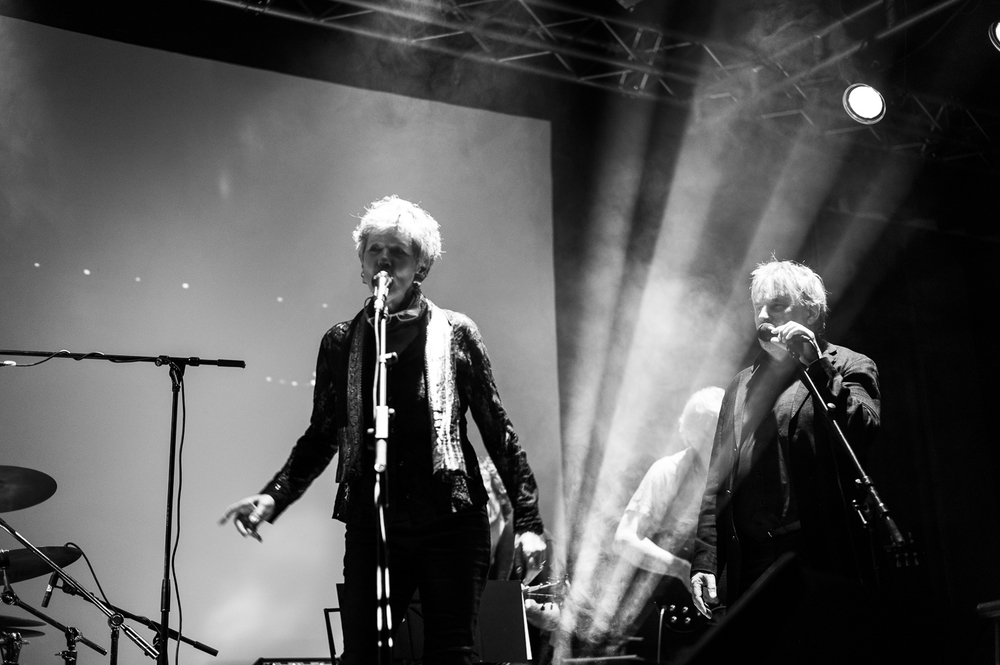 Sarah und Joachim Kupke, Kulturforum Sindelfingen, September 2015 2015©Monika Houck
