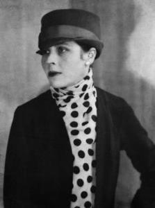 Djuna Barnes, Author/Poet