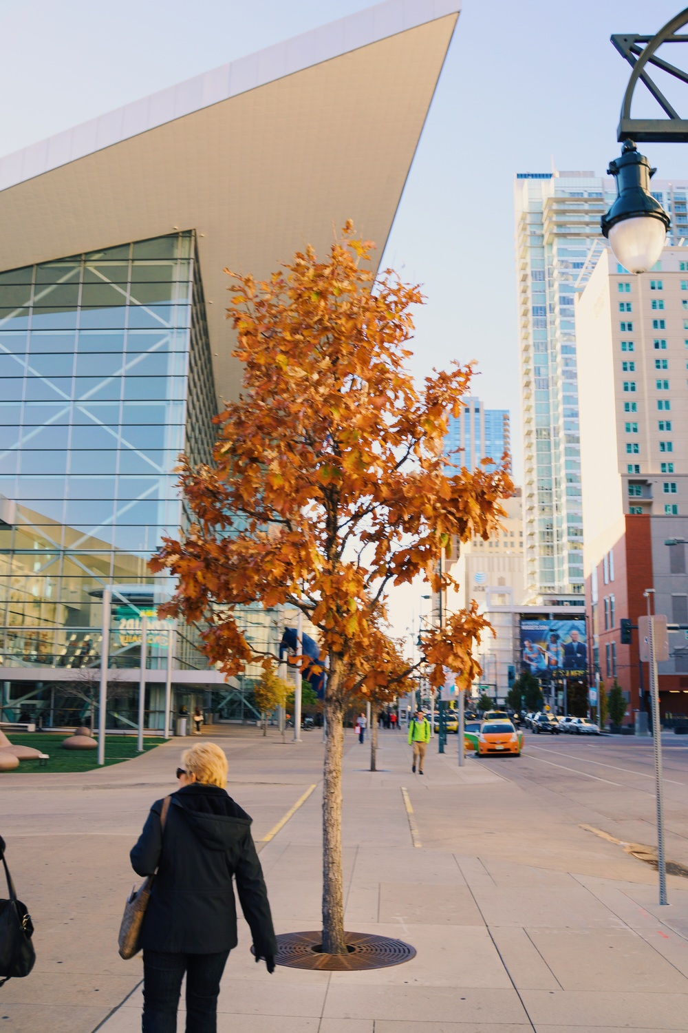 The Denver convention center was an easy walk from the hotels and the sunny weather made for a very pleasant convention experience.