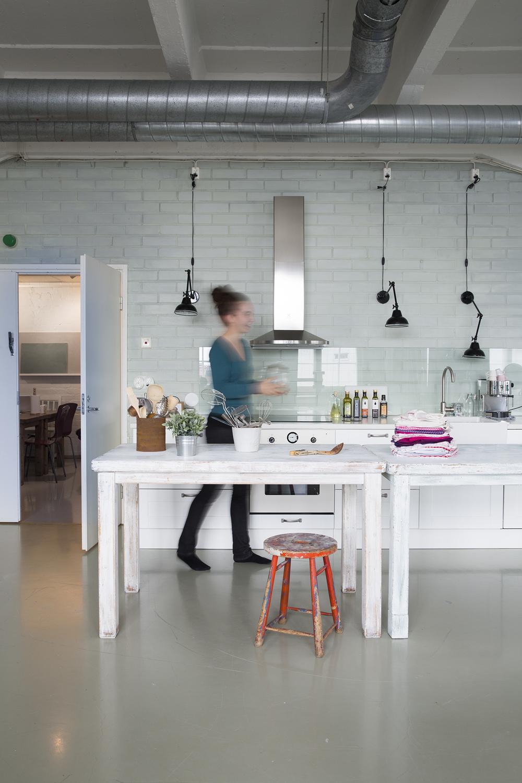 Studion 4 keittiö
