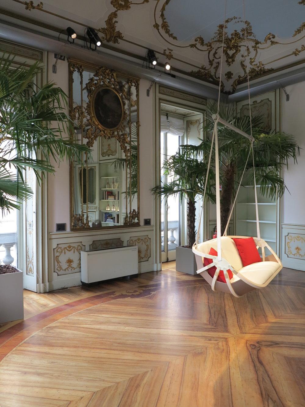 Louis Vuitton Objet nomades exhibition.