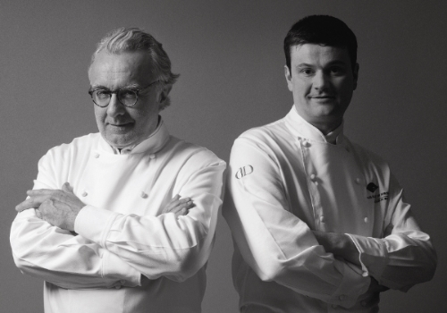 名厨出美食:Alain Ducasse