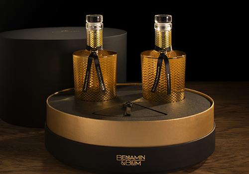 Benjamin & Blum威士忌凉茶——茶酒浓淡总相宜