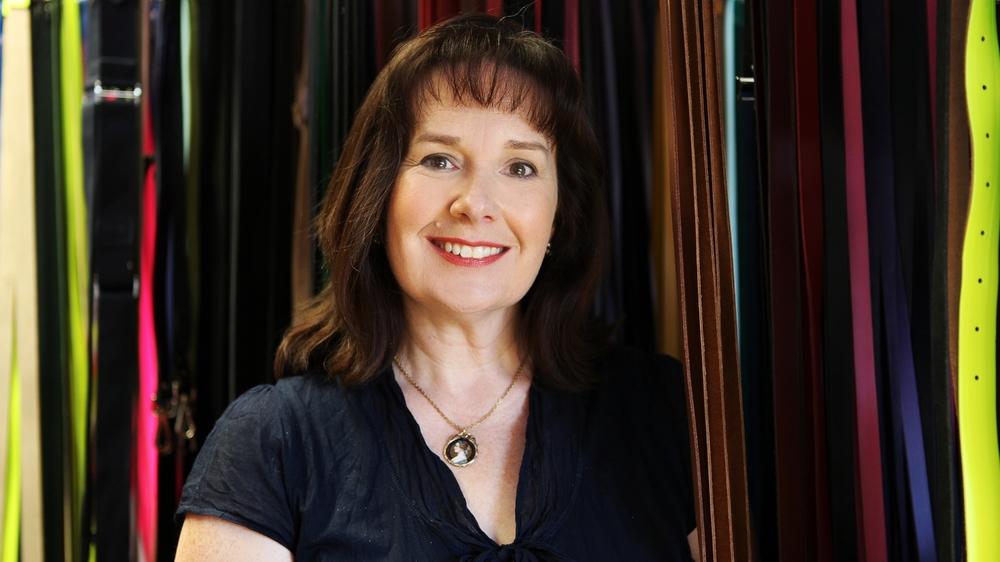 Julie Deane:以母爱为起点 掀时尚风潮