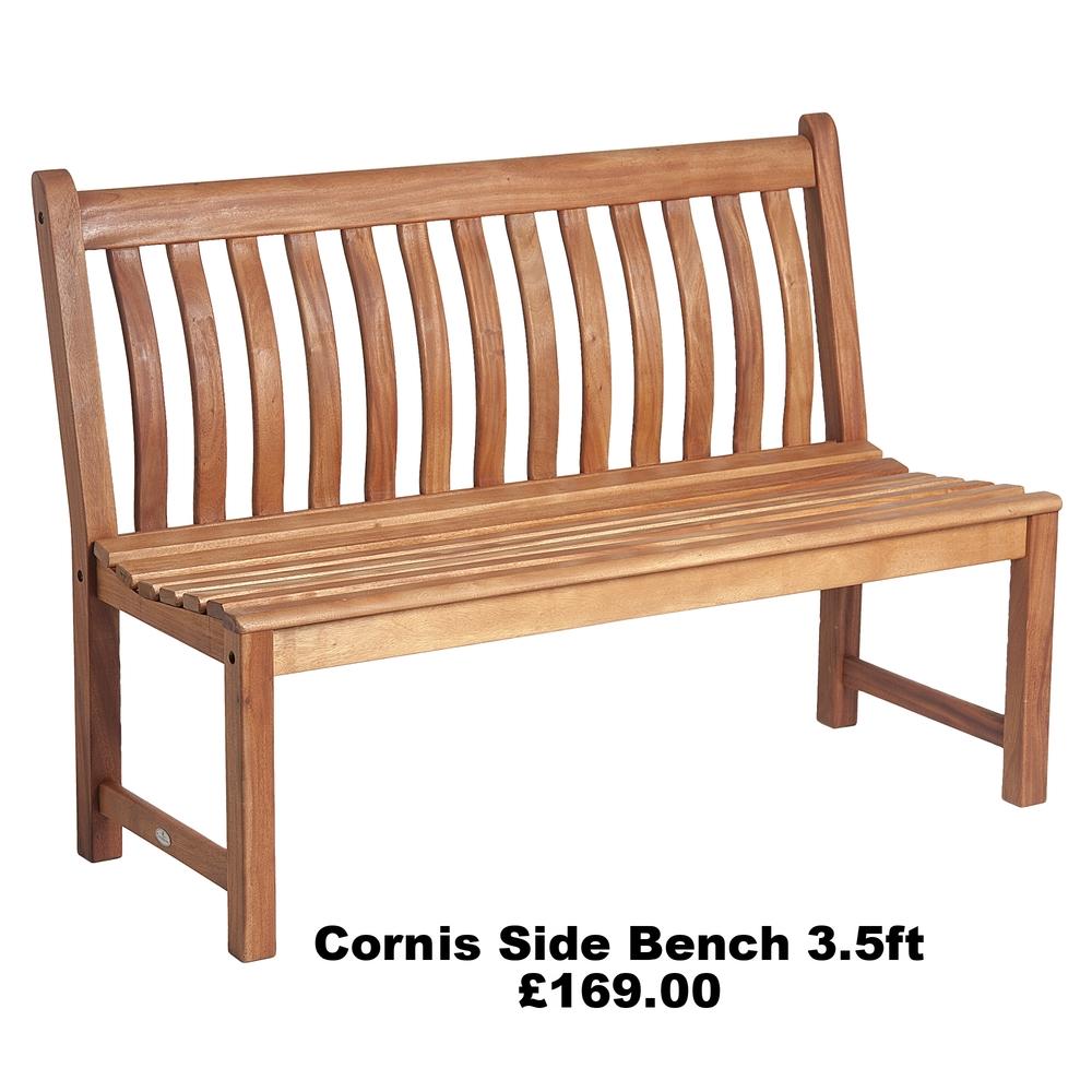 Side Bench 3.5FT- £169