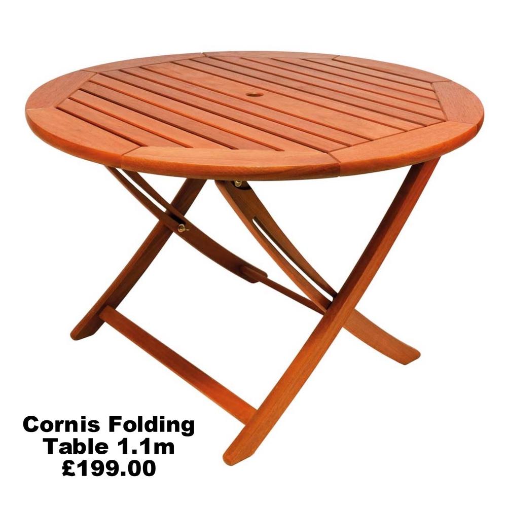 Folding Table 1.1M- £199