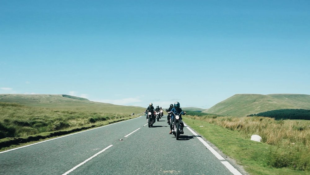 The Brecon Beacons provide some of the most incredible riding in the UK