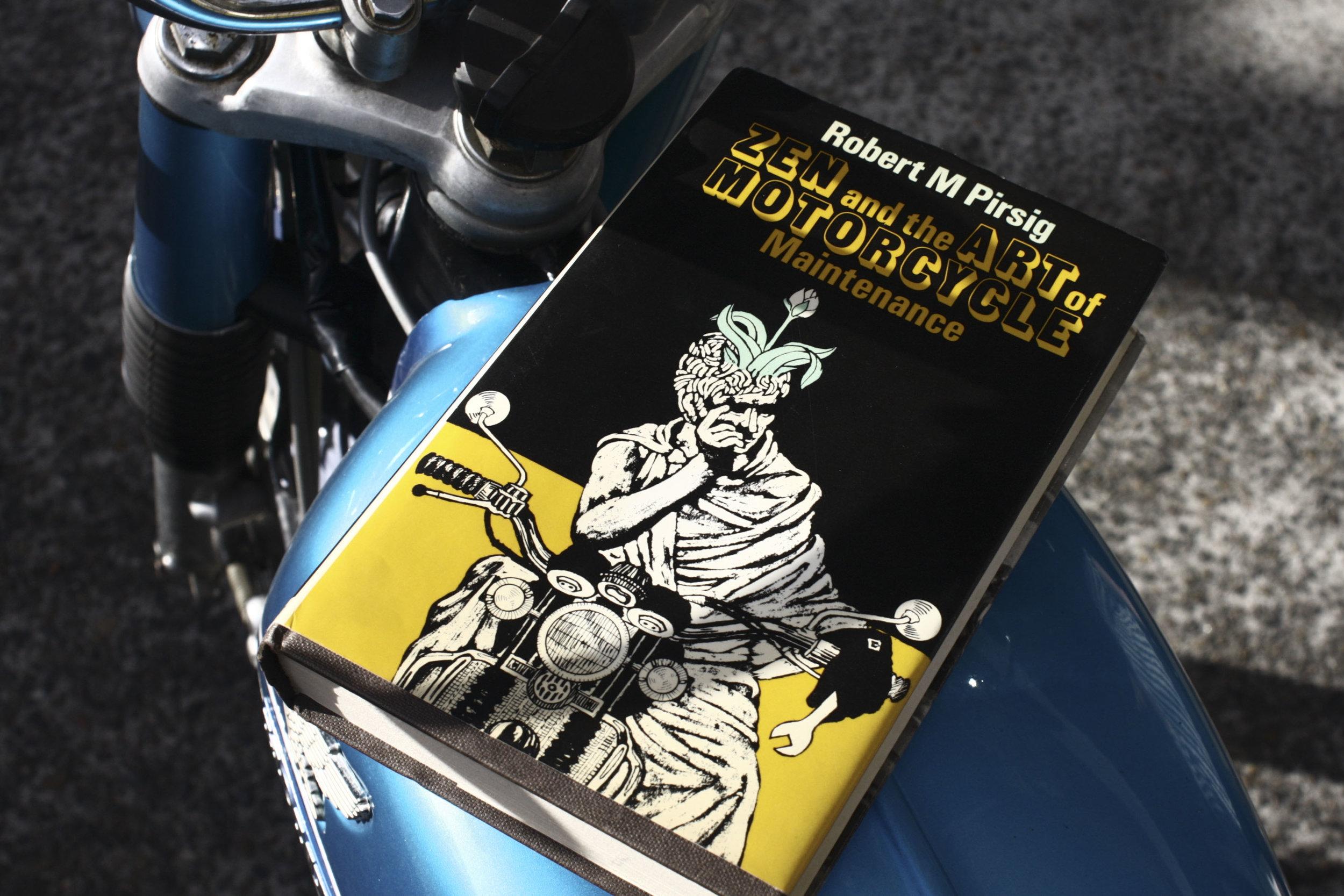 Review Zen And The Art Of Motorcycle Maintenance In Venus Veritas