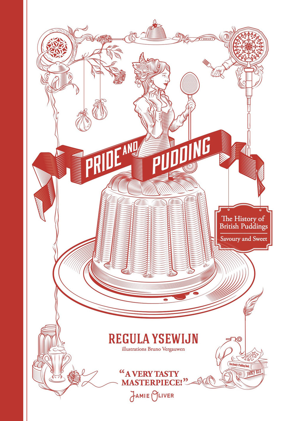 Pride and Pudding by Regula Ysewijn