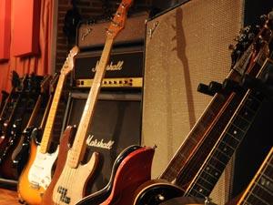 Geluidsstudio | Opnamestudio | Muziekstudio | Studio Spitsbergen - vintage buizen amps