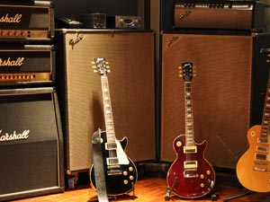 Geluidsstudio | Opnamestudio | Muziekstudio | Studio Spitsbergen - Marshall & Fender tubeamps