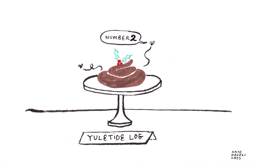 2.Yuletide log_KATE HAZELL_BADVENT_2015.jpg