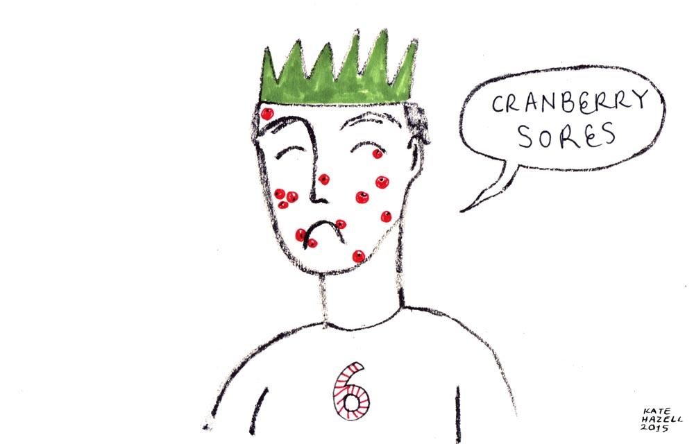 6.Cranberry sores_KATE HAZELL_BADVENT_ 2015.jpg