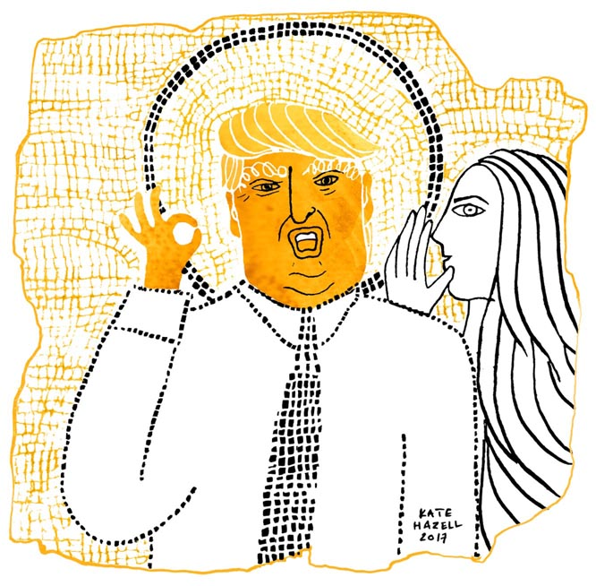 Donald Trump and the Byzantines- BBC World Histories Magazine