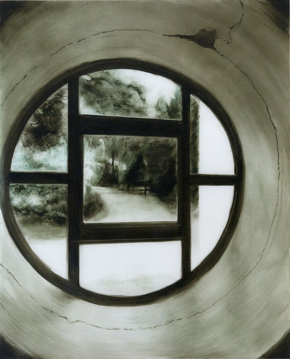 Rebecca Chamberlain - A Home not a metaphor, the real thing