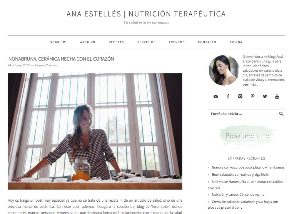 Ana Estellés