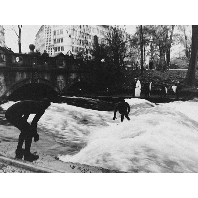 BH Munich river @bhwrd