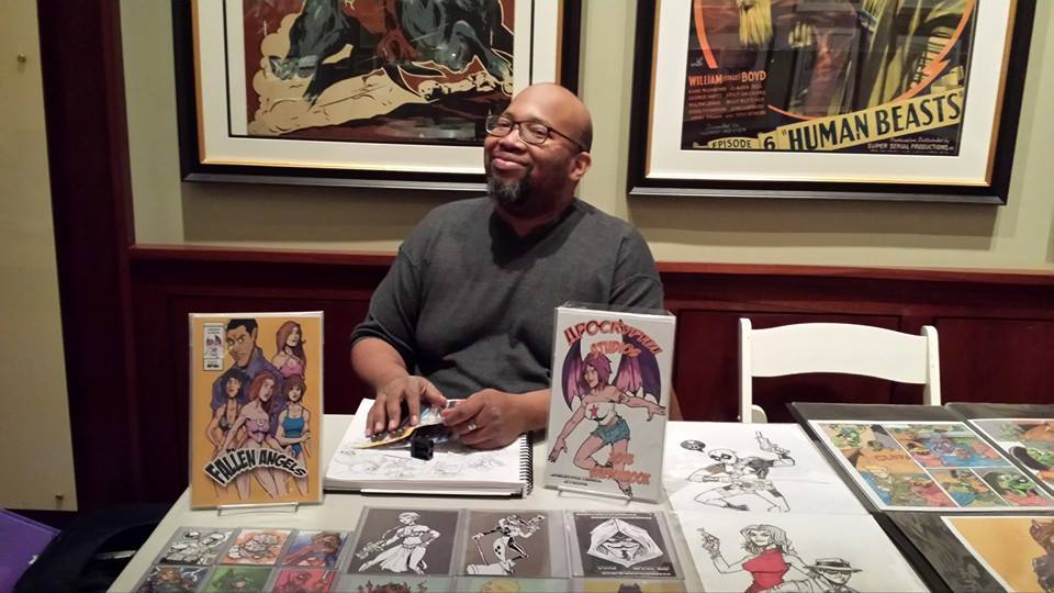 2015 Will Eisner Event