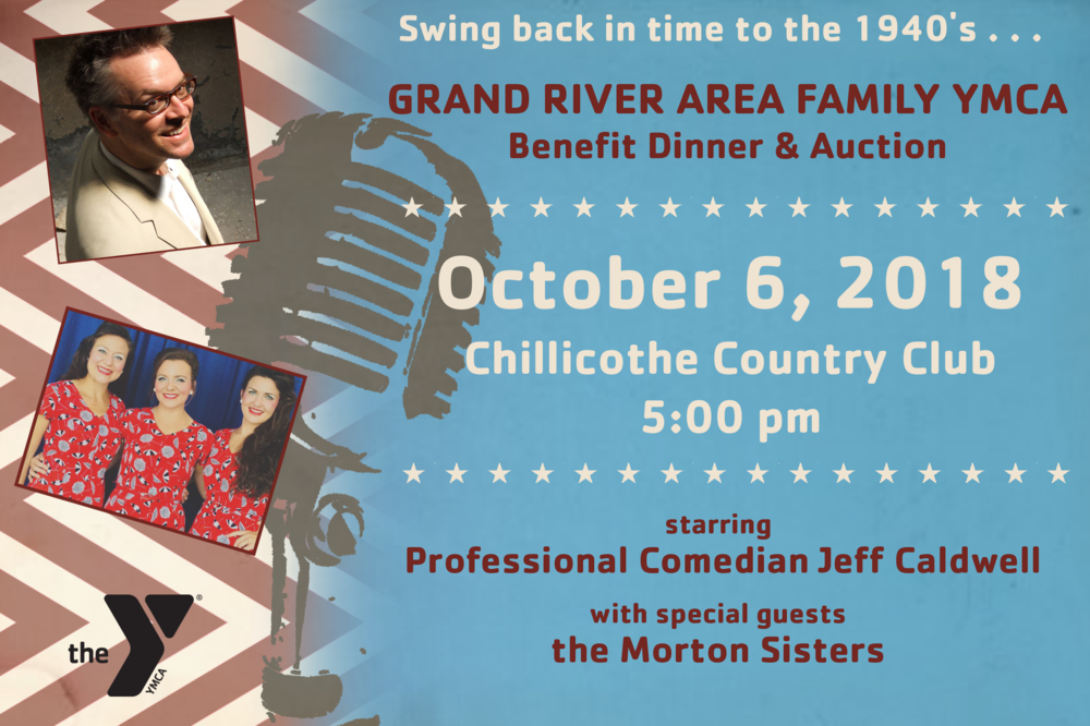 Benefit Dinner & Auction - Comedy Night