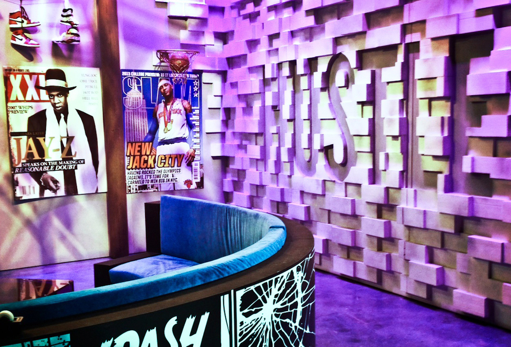 FUSE TV HUSTLE SET